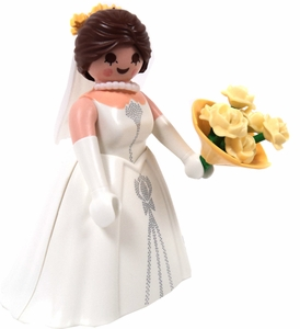 Playmobil Fi?ures Series 3 LOOSE Mini Figure Bride