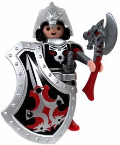 Playmobil Fi?ures Series 3 LOOSE Mini Figure Armored Warrior