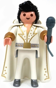 Playmobil Fi?ures Series 2 LOOSE Mini Figure Elvis