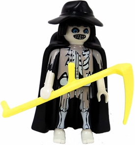 Playmobil Fi?ures Series 1 LOOSE Mini Figure Grim Reaper