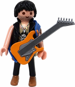 Playmobil Fi?ures Series 1 LOOSE Mini Figure Rocker