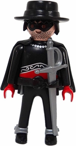 Playmobil Fi?ures Series 1 LOOSE Mini Figure Zorro