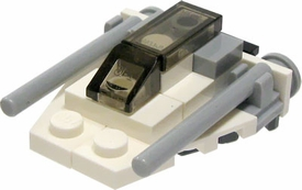 LEGO Star Wars LOOSE Micro Vehicle Snowspeeder