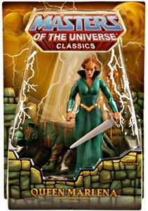 Mattel He-Man Masters of the Universe Classics SDCC 2011 San Diego Comic-Con Exclusive Action Figure 2-Pack Queen Marlena & Cringer