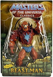 He-Man Masters of the Universe Classics Exclusive Action Figure Beast Man