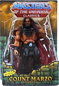 He-Man Masters of the Universe Classics Exclusive Action Figure Count Marzo [Second Printing]