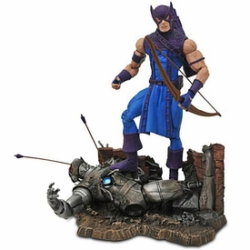Marvel Select  Action Figure Classic Hawkeye [Blue & Purple Suit] Pre-Order ships August