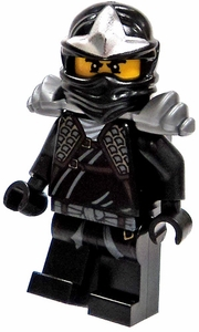 LEGO Ninjago LOOSE Mini Figure Cole ZX [Version 3]