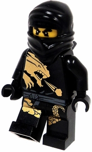 LEGO Ninjago LOOSE Mini Figure Cole DX [Version 2]