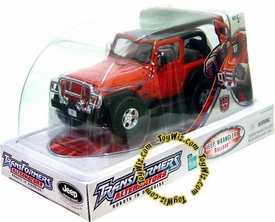 Transformers Hasbro Alternators Rollbar Jeep Wrangler