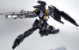 Gundam Unicorn Robot Damashi Action Figure Banshee Norn [Unicorn Mode]