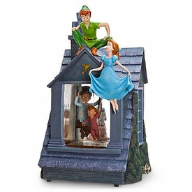 Disney Peter Pan Exclusive Snow Globe