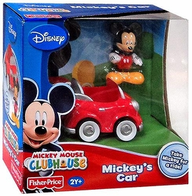 Disney Exclusive Mickey Mouse Clubhouse Mickey's Car