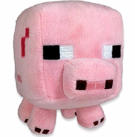 Minecraft Baby Animal Plush Pig
