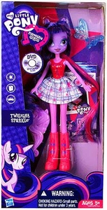 My Little Pony Equestria Girls 9 Inch Basic Doll Twilight Sparkle BLOWOUT SALE!