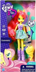 My Little Pony Equestria Girls 9 Inch Basic Doll Fluttershy BLOWOUT SALE!