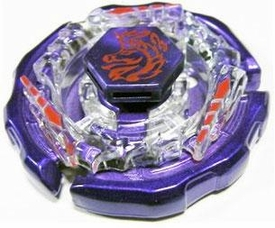 Beyblades Metal Fusion Battle Top LIMITED EDITION Ray Unicorno {Striker} D125CS [Aurora Version]
