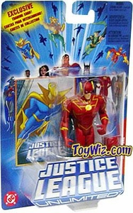 Justice League Unlimited Action Figure Flash