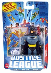 Justice League Unlimited Action Figure Battle Damaged Batman