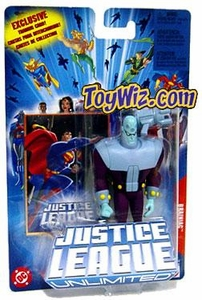 Justice League Unlimited Action Figure Brainiac