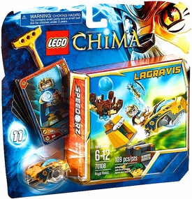 LEGO Legends of Chima Set #70108 Royal Roost