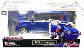 Transformers Takara Binaltech BT-16 Skids Toyota Scion B