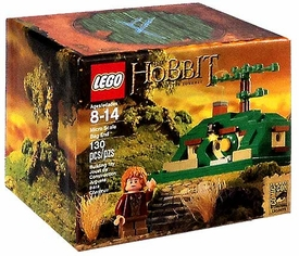 LEGO Hobbit 2013 SDCC San Diego Comic Con Set Micro Scale Bag End Only 1,000 Made!
