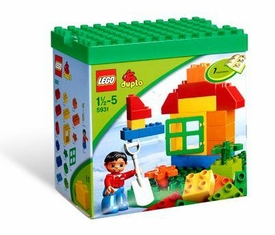 LEGO DUPLO Bricks & More Set #5931 My First LEGO DUPLO Set