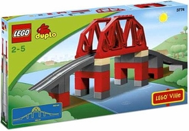 LEGO DUPLO LEGO Ville Set #3774 Train Bridge