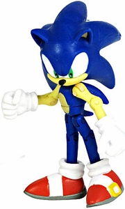 Sonic 20th Anniversary 3.5 Inch LOOSE Action Figure 1998 Sonic