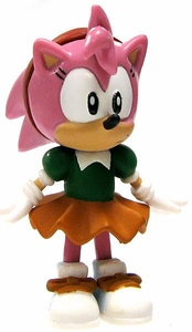 Sonic the Hedgehog 2 Inch LOOSE PVC Figure Amy