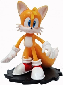 Sonic the Hedgehog 2 Inch LOOSE PVC Figure MODERN Tails