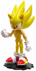 Sonic the Hedgehog 3.5 Inch LOOSE Action Figure Super Sonic