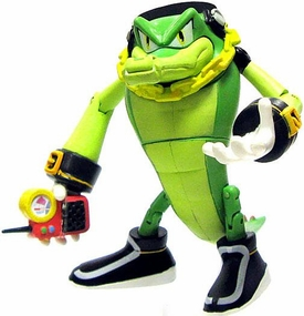 Sonic the Hedgehog 3.5 Inch LOOSE Action Figure Vector the Crocodile