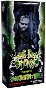 Mezco Toyz Living Dead Dolls Previews Exclusive Frankenstein [Black & White Version]