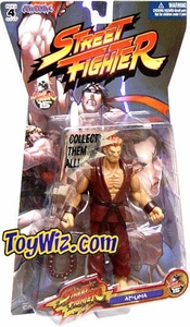 Jazwares Street Fighter Action Figure Player 1 Akuma