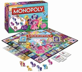 My Little Pony Monopoly New Hot!