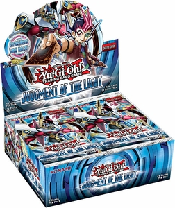 YuGiOh Judgment of the Light Booster BOX [24 Packs]