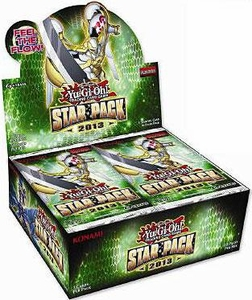 YuGiOh Star Pack 2013 1st EDITION Booster BOX [50 Packs]