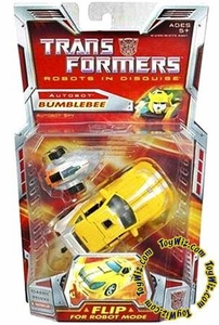 Transformers Hasbro Classics Deluxe Action Figure Bumblebee BLOWOUT SALE!