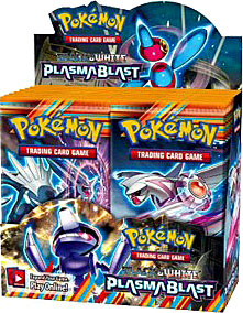 Pokemon Card Game Plasma Blast (BW10) Booster Box [36 Packs]