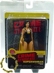 DC Direct Crime Syndicate Action Figure Superwoman