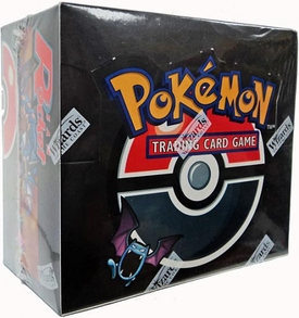 Pokemon Team Rocket UNLIMITED Booster BOX [36 Packs]