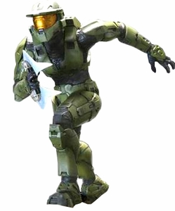 Halo 3 Kotobukiya 12 Inch Deluxe Vinyl Model Figure Master Chief