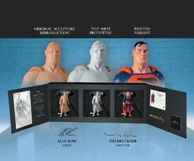 DC Direct Superman Exclusive Artist Series Action Figure Set Kingdom Come: Superman