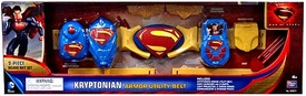Man of Steel Movie Roleplay Toy Kryptonian Armor Utility Belt