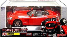 Transformers Takara Binaltech BT-02 Dodge Viper Lambor