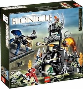 LEGO Bionicle Set #8758 Tower of Toa