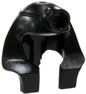 LEGO LOOSE Head Accessory Black Pharaoh's Mantle