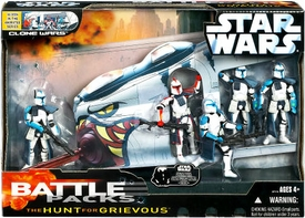 Star Wars Saga 2006 Exclusive Action Figure Battle Pack The Hunt for Grievous